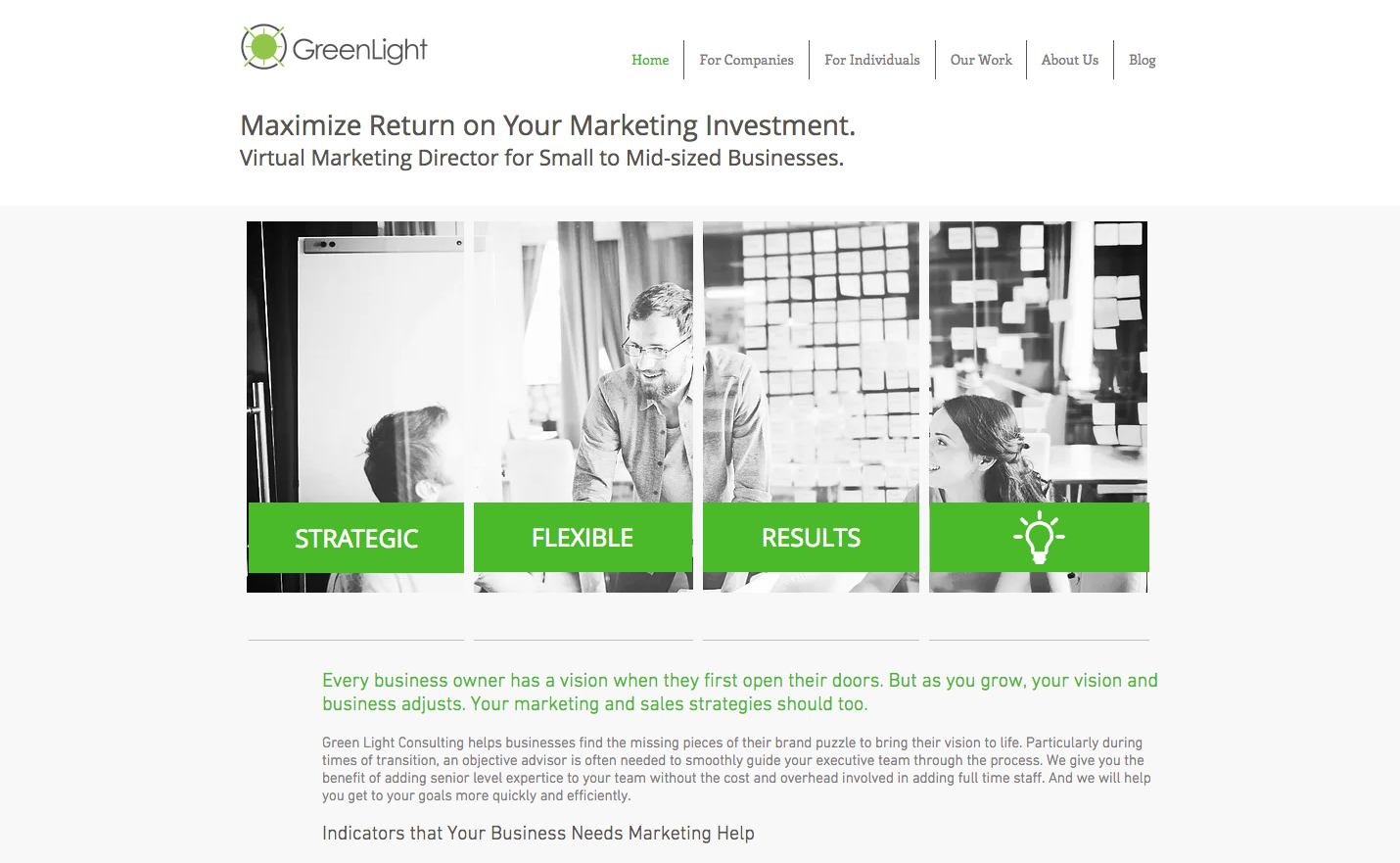GreenLightIdeas.com